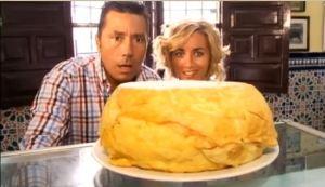 tortilla enorme